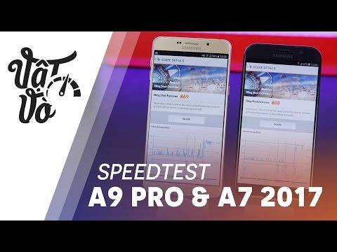 Vật Vờ| Chọn Galaxy A9 Pro hay A7 2017?