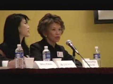 ACCP SUCCESS Public Forum on Glass Ceiling 2007 - Part 1