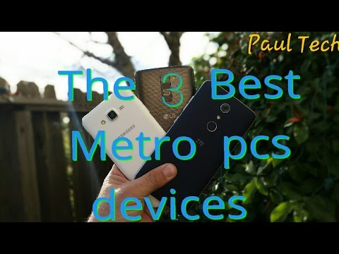 The 3 best affordable Metro pcs Android phones to buy in 2016