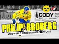 Philip Broberg Shift By Shift 822019 Sweden Vs Canada WJSS Beer League Heroes