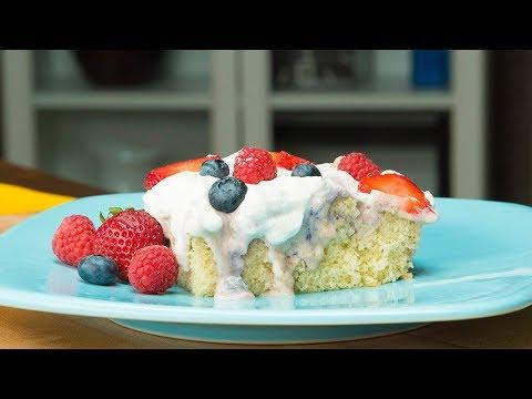 California Tres Leche Cake