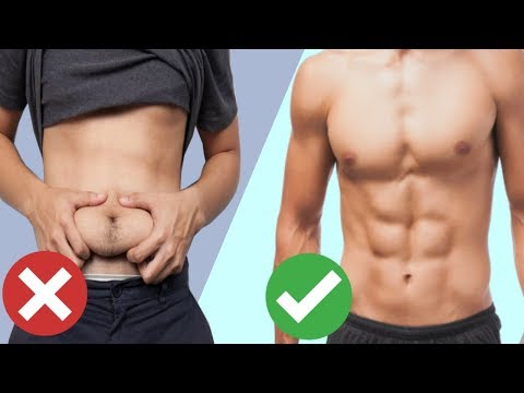 The BEST Way to Lose Stubborn Belly Fat FAST