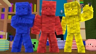 Minecraft: DISFARCE DE LÃ - SURVIVAL LUCKY ‹ AMENIC ›
