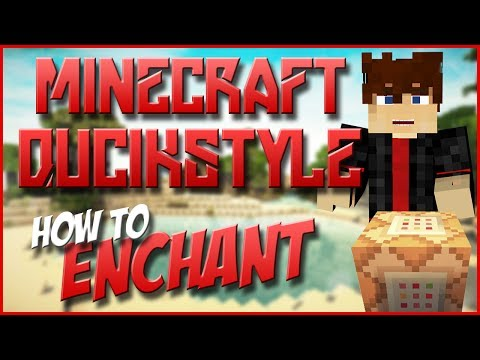 Minecraft: Quickstyle - How to Enchant Items with command blocks 1.7.4 14w08a