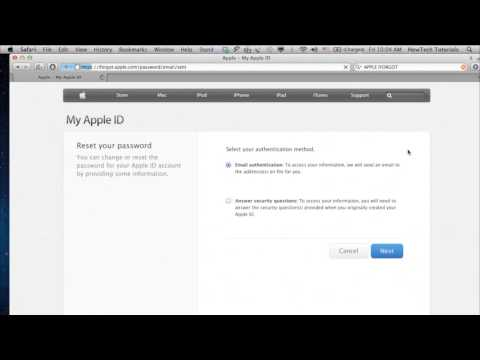 How to Recover Password of iPhone and iPad