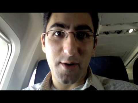 FlightBlogger - On board Delta Wi-Fi - August 26, 2009