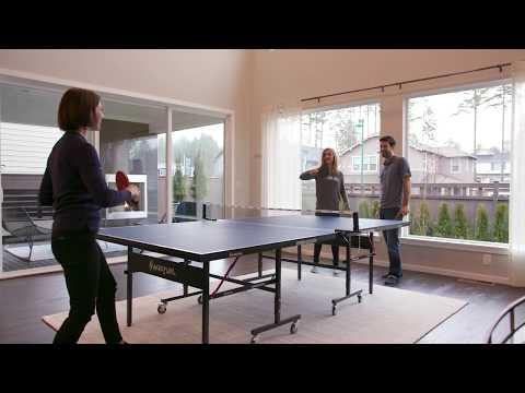 Lifestyle Video | Harvil I, Indoor Table Tennis Table | Dazadi.com