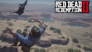 Red Dead Redemption II - Bridge of Death Compilation #2