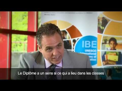 IBE-UNESCO Diploma in Curriculum Design and Development 2014