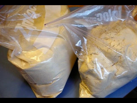 How to prepare & preserve Corn and Cassava Dough: Step by Step Demo!