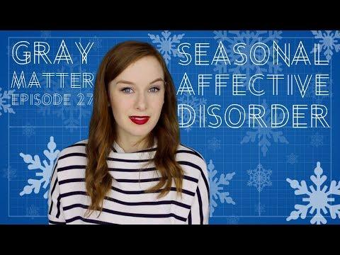Feeling SAD This Winter? (Seasonal Affective Disorder)