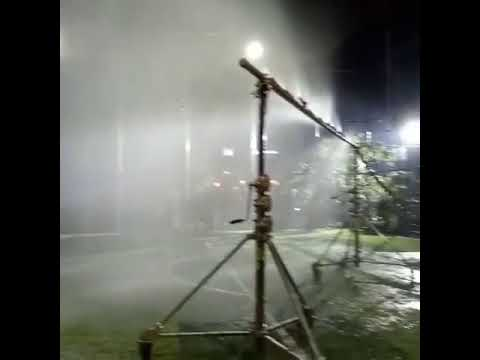 How to make rain in Films and movies