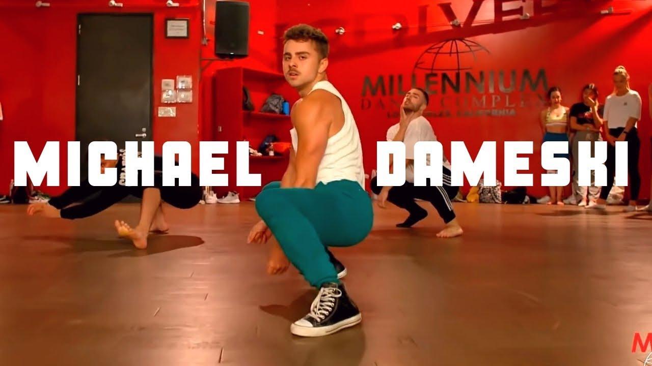 Michael Dameski - Millennium Dance Compilation