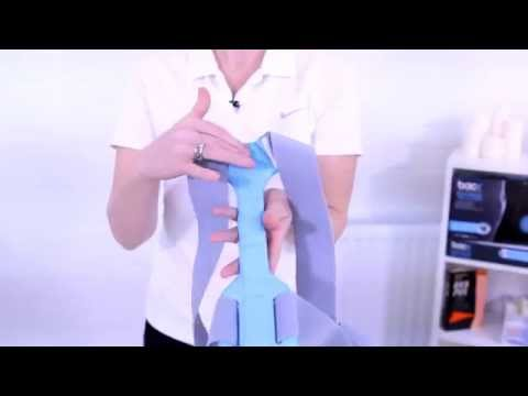 How to use the Shoulder Brace with BackPainHelp.com
