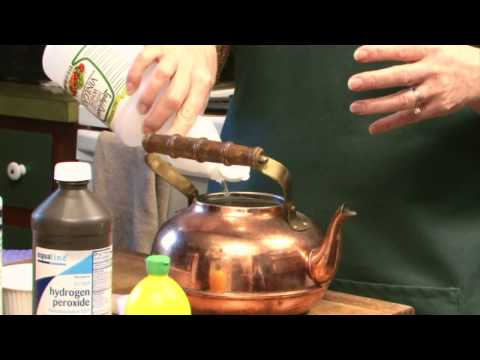 How to Clean Tea Kettles