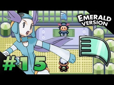 Let's Play Pokemon: Emerald - Part 15 - Fortree Gym Leader Winona