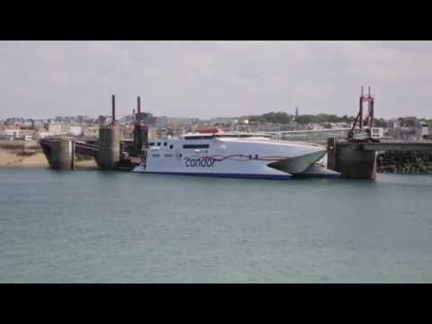 Day Trips to St Malo with Condor Ferries