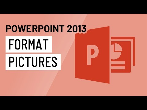 PowerPoint 2013: Formatting Pictures