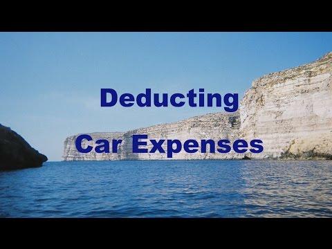 Deducting Car Expenses