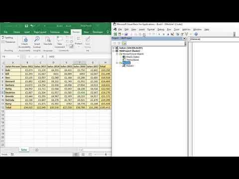 How to Lock/Protect Formulas In Excel but Allow Input Using a VBA Macro