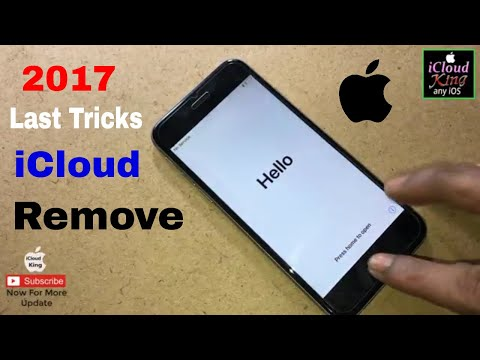 2017 Last Tricks how to Remove iOS iCloud Activation Lock || iPhone iCloud Unlock
