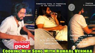 Amaal Mallik Live With Kunaal Vermaa & Cooking New Song    2018