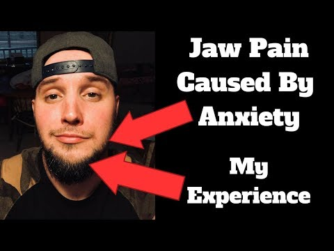 Anxiety & Jaw Pain Symptoms