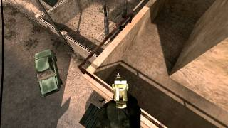 Backlot - 125 FPS Jumps and Bounces Showcase (CoD4) (PC