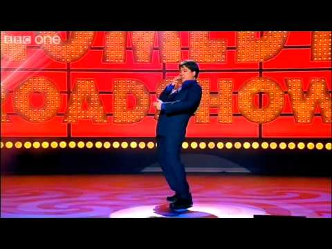 Blackpool Sights - Michael McIntyre's Comedy Roadshow Series 2 Ep 3 Blackpool Preview - BBC One