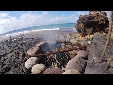 Trip to Montserrat, West Indies