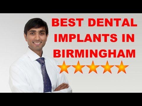 Best Dentist for Full Dental Implants in Birmingham UK. Dr Amit Patel. Call 0121 270 6465.