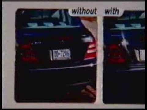 Radar Detector speed camera license plate spray