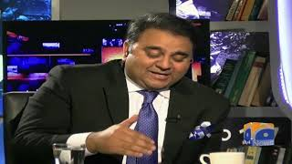 Jirga with Special Guest - Fawad Chaudhry, Mustafa Khokhar and Musadik Malik - 30 December 2018