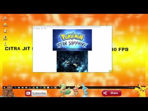 How to get 60 fps on 3DS games (Citra JIT)