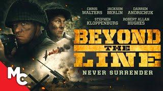 Beyond The Line   Full War Drama Movie