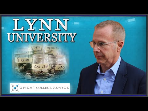 College Expert on Saving Money Lynn University Style