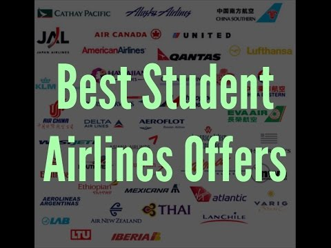 How to choose the Best Student Airlines Offer