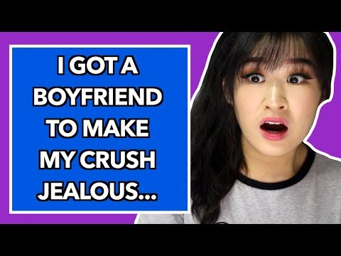 Things People Did To Make Their Crush Jealous