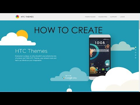 Make HTC Themes