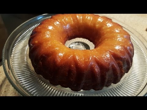 Gluten Free Coconut Corn Cake