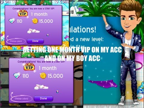 Getting VIP on my main acc// boy acc//MSP