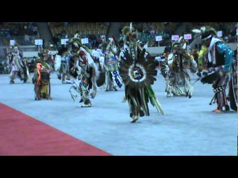 Denver March Pow Wow 2011 Youth Enrichment Special Young Men Traditional 15-24