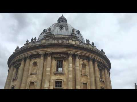 London Vlog 5: Oxford University