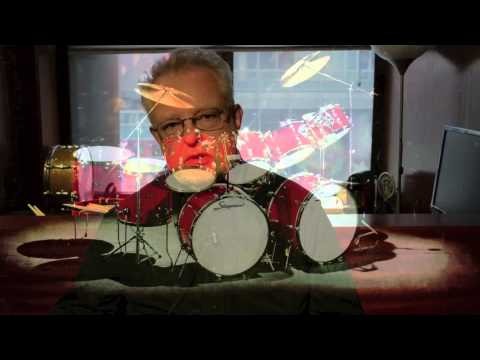Steve Maxwell Vintage Drums - (Vintage Videos: Slingerland 1950s-1970s - 1/4/14)