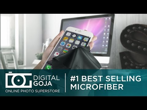 Best Microfiber Cleaning Cloths for Screens, Tablets, Lenses, and Other Delicate Surfaces