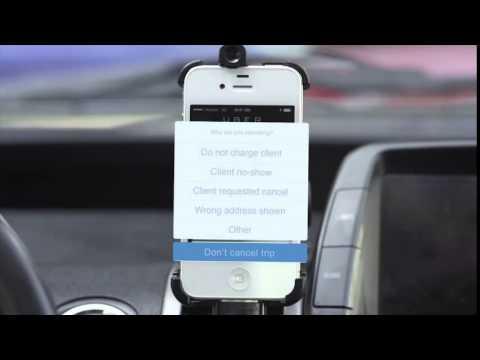 Uber - Driver Training Video - iOS Genius