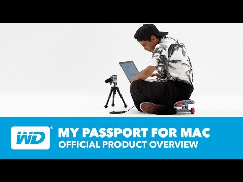 My Passport for Mac | Official Product Overview