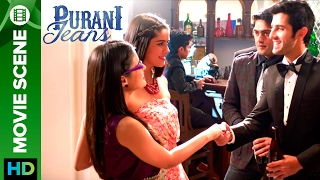 Sam meets foreign girl | Purani Jeans