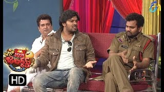 Sudigaali Sudheer Performance | Extra Jabardasth | 30th  March 2018  | ETV Telugu
