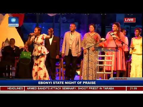 Ebonyi State Night Of Praise Pt.11  Live Event 